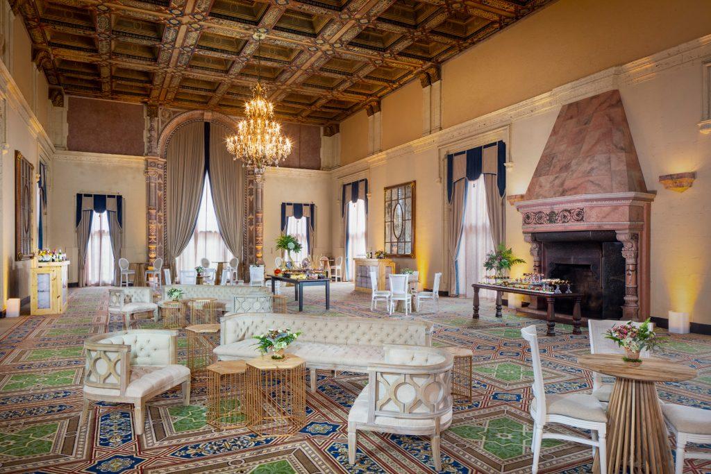 Alhambra reception
